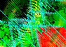 Diseño colorido abstracto del fondo Fondo del modelo Diseño y cartes cadeaux de la tarjeta de felicitación Imagen de archivo