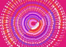 Diseño colorido del fondo tarjeta de felicitación y tarjeta de regalo ilustración del vector