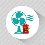 diseño comercial de las etiquetas Foto de archivo libre de regalías