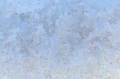Diseño congelado del hielo Fotos de archivo libres de regalías