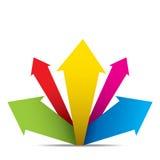 Diseño creativo de la bandera de la venta del negocio Imagenes de archivo