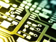 Diseño de circuito imagen de archivo libre de regalías
