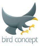 Diseño de concepto del pájaro Foto de archivo