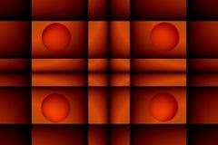 Diseño de Earthtone Imagenes de archivo