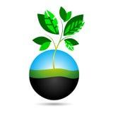 Diseño de Eco Fotografía de archivo