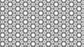 Diseño de Gray Geometric Ornament Background Pattern libre illustration