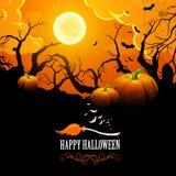 Diseño de Halloween Imágenes de archivo libres de regalías