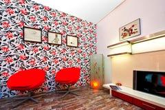 Diseño de interiores Foto de archivo libre de regalías