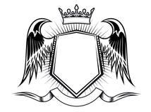Diseño de la armería ilustración del vector
