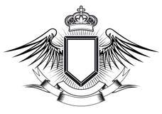Diseño de la armería Imagen de archivo libre de regalías