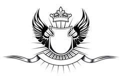 Diseño de la armería stock de ilustración