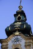 Diseño de la azotea de la iglesia imagen de archivo