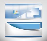 Diseño de la bandera Fotos de archivo libres de regalías