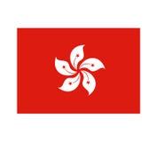 Diseño de la bandera de Hong Kong