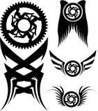 Diseño de la bici libre illustration