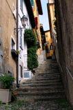 Diseño de la calle italiana Foto de archivo libre de regalías