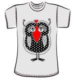 Diseño de la camiseta Imagenes de archivo