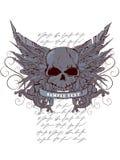 Diseño de la camiseta de la vendimia Fotos de archivo