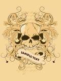Diseño de la camiseta de la vendimia Imagen de archivo