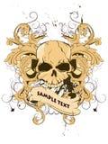Diseño de la camiseta de la vendimia Imagen de archivo libre de regalías
