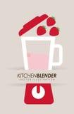 Diseño de la cocina Fotografía de archivo libre de regalías