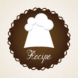 Diseño de la cocina Foto de archivo