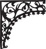 Diseño de la columna stock de ilustración