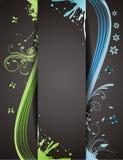 Diseño de la cubierta libre illustration