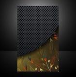 Diseño de la cubierta Imágenes de archivo libres de regalías