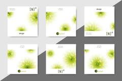 Diseño de la cubierta de Heathcare Foto de archivo libre de regalías