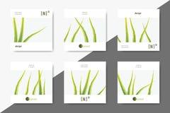 Diseño de la cubierta de Heathcare Fotografía de archivo libre de regalías