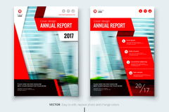 Diseño de la cubierta, del folleto o del aviador del informe anual del negocio corporativo Presentación del prospecto Catálogo co Imagen de archivo