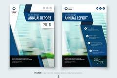 Diseño de la cubierta, del folleto o del aviador del informe anual del negocio corporativo Presentación del prospecto Catálogo co Imagen de archivo libre de regalías