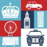 diseño de la cultura de Inglaterra libre illustration