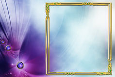 Diseño de la disposición del fondo de la foto Imágenes de archivo libres de regalías