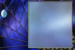 Diseño de la disposición del fondo de la foto Foto de archivo libre de regalías