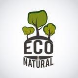 Diseño de la ecología Fotos de archivo libres de regalías