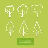 Diseño de la ecología Imagen de archivo