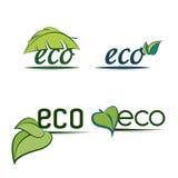 Diseño de la ecología Fotos de archivo
