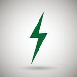 Diseño de la energía de Eco imagenes de archivo
