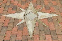 Diseño de la estrella Imagenes de archivo