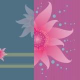 Diseño de la flor Ilustración del Vector