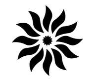 Diseño de la flor Imágenes de archivo libres de regalías