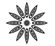 Diseño de la flor Fotografía de archivo libre de regalías