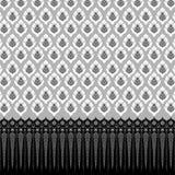 Diseño 003 de la frontera ilustración del vector