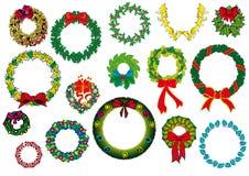 Diseño de la guirnalda Foto de archivo libre de regalías