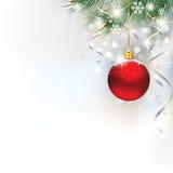 Diseño de la Navidad Imágenes de archivo libres de regalías