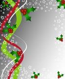 Diseño de la Navidad Foto de archivo