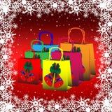 Diseño de la Navidad Fotos de archivo libres de regalías