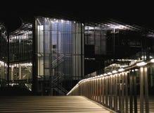 Diseño de la noche Fotografía de archivo